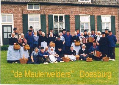 Folkloristische Dansgroep De Meulenvelders