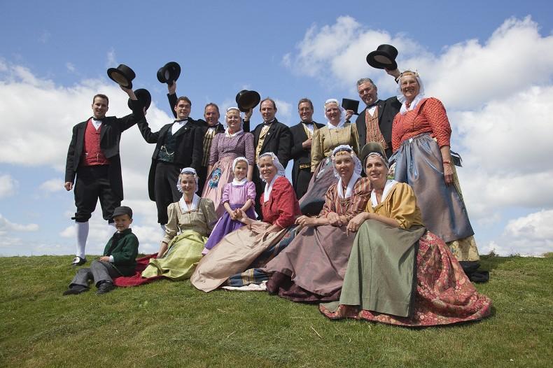 Westfriese Dansgroep De Schermer Dansers