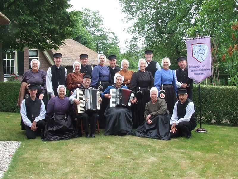 Folkloregroep Eemlanddansers