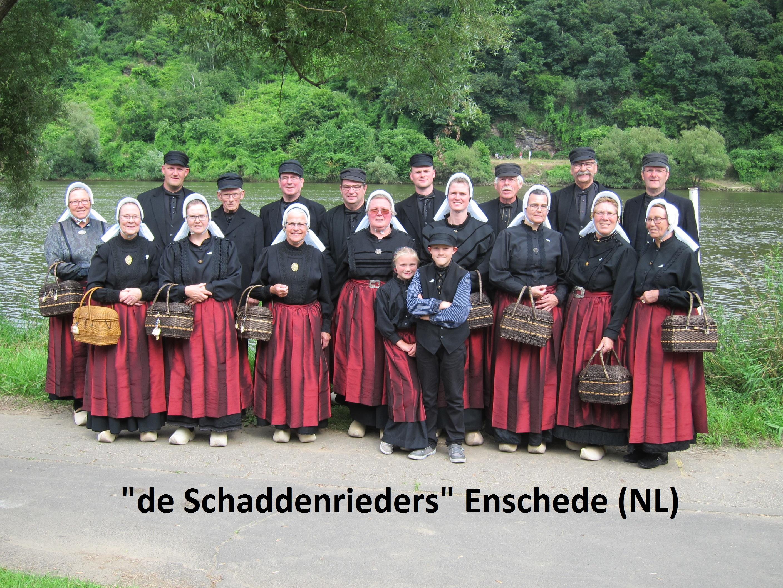 Twentse Boerendansgroep De Schaddenrieders