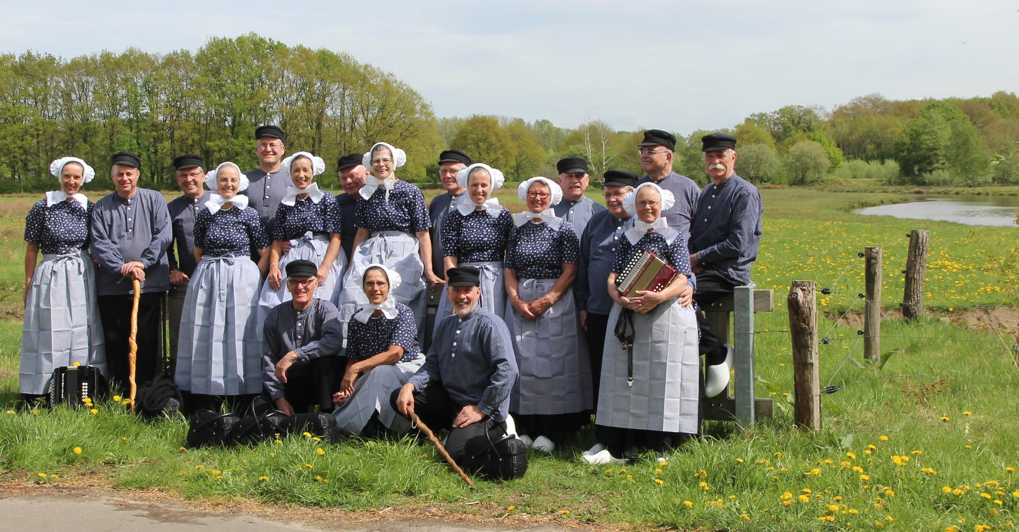 Folkloristische Dansgroep Hellendoorn