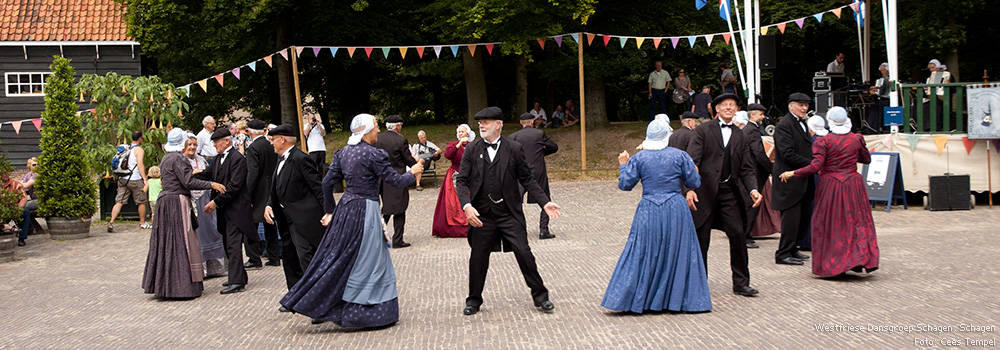 Westfriese Dansgroep Schagen, Schagen<br /> Foto: Cees Tempel