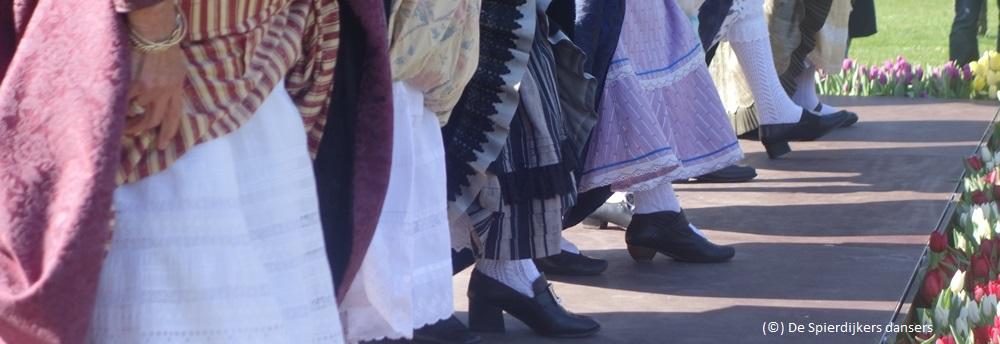 De Spierdijkder dansers<br /> Foto: Bron: De Spierdijkers dansers